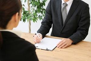 転職や派遣事業での相談
